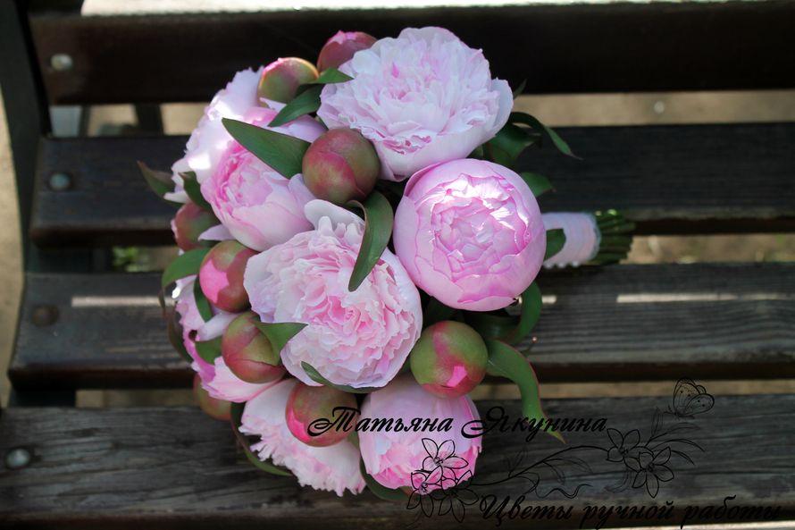 """Букет невесты """"Розовые мечты"""""""