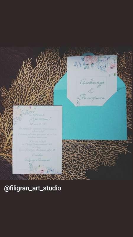 Фото 18715356 в коллекции Свадебная полиграфия - ФилигранЪ - студия свадебной полиграфии