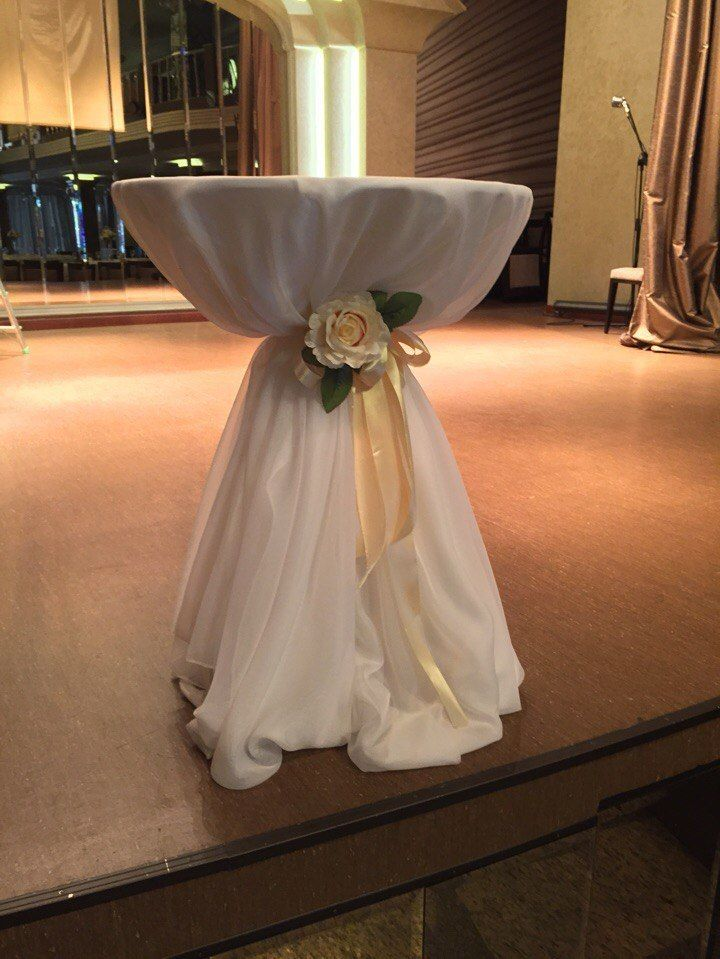 """Фото 11996700 в коллекции Оформление банкетного зала - Студия флористики и декора """"Wedding Market"""""""
