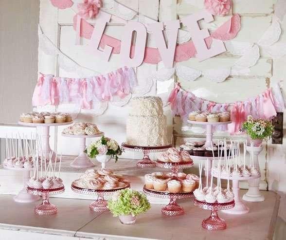 Фото 12056866 в коллекции Кэнди бар как полноценный элемент Вашей свадьбы... - WedDay - декор и флористика