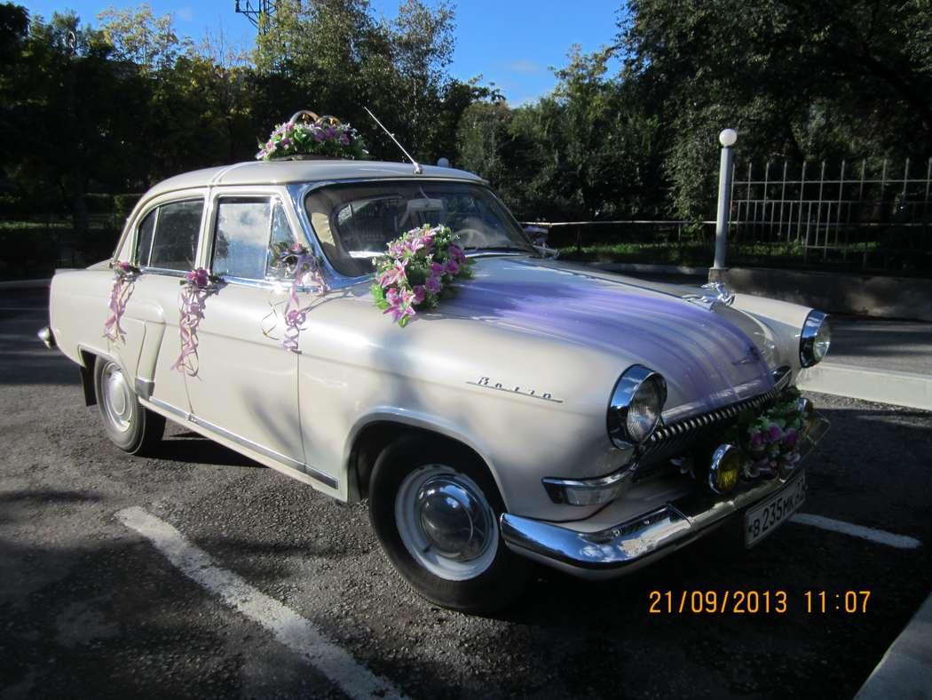 Фото 1956771 в коллекции Мои фотографии - Алые Паруса - прокат ретро авто на свадьбу