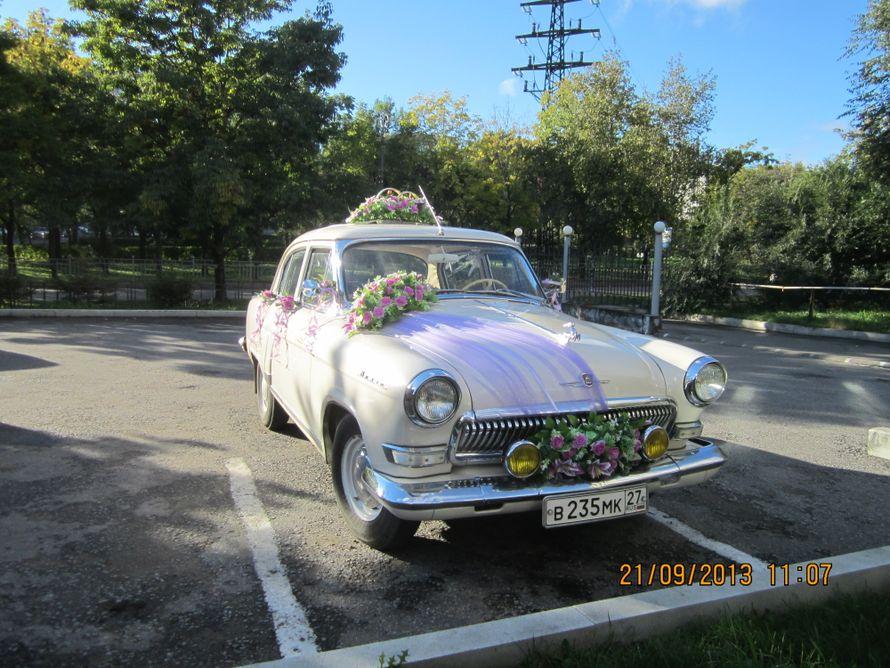 Фото 1956785 в коллекции Мои фотографии - Алые Паруса - прокат ретро авто на свадьбу
