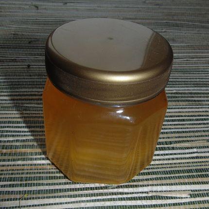 Медовая баночка-бонбоньерка