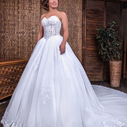 Свадебное платье Мерседес