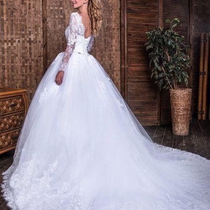 Свадебное платье Лауренция