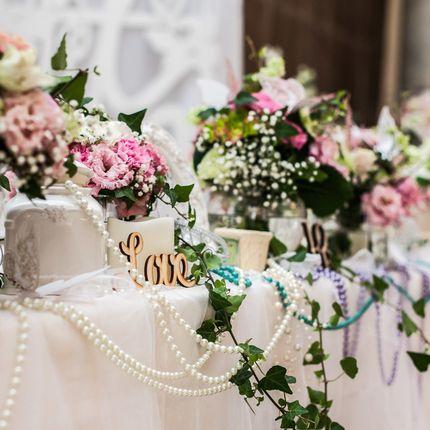 Свадебная флористика под ключ