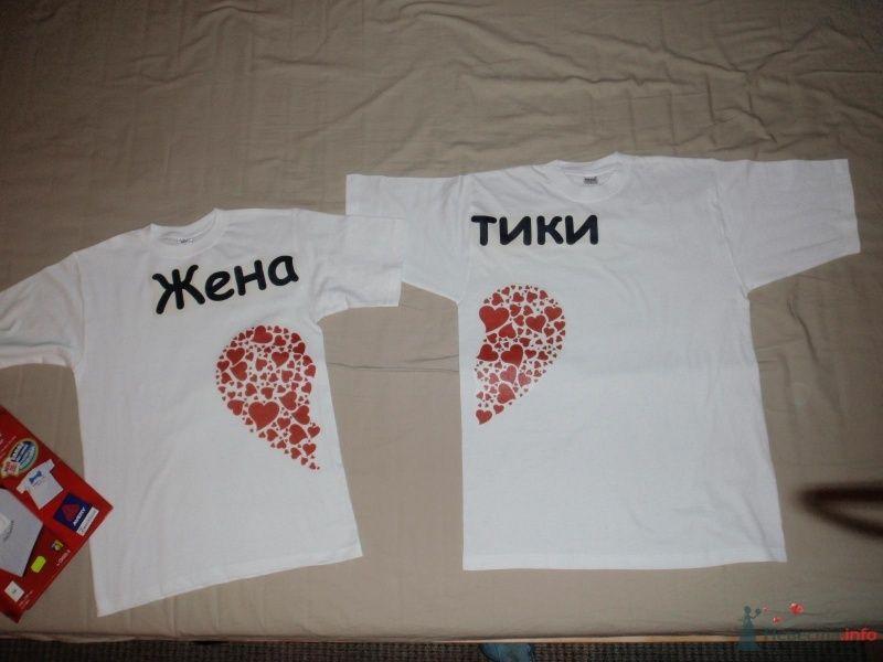 футболки - фото 31842 Лёза