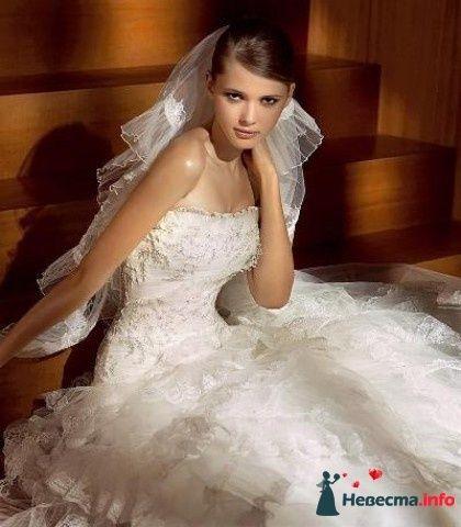 Фото 115851 в коллекции Продаю свадебное платье SAN PATRICK (Bermeo) ИСПАНИЯ