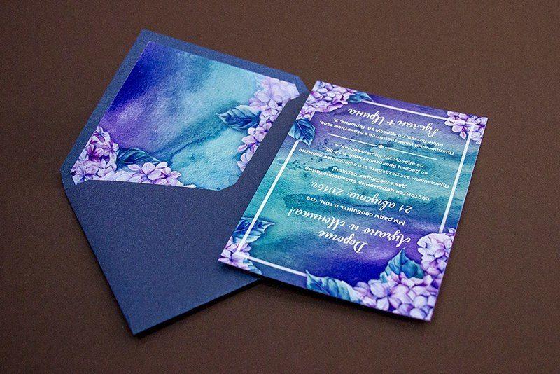 """Конверт из тонкой дизайнерской бумаги серии Stardream. Вкладка и карточка из мелованной бумаги. Карточка односторонняя Стоимость - 1,05 у.е - фото 12178012 Студия """"Печать"""" - полиграфия"""