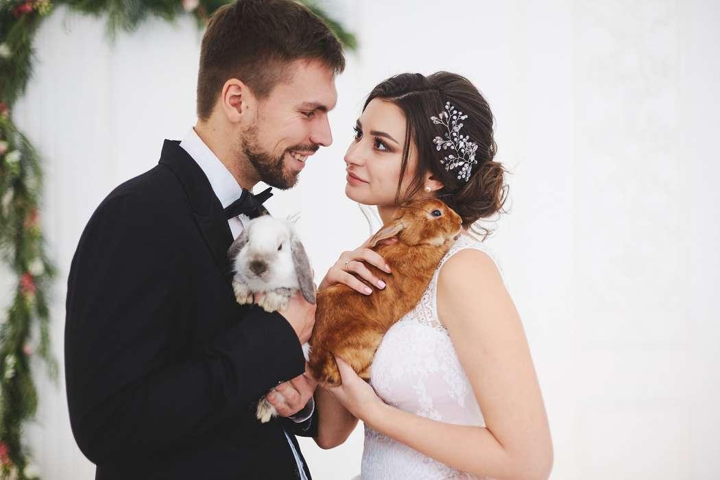 Фото 16966522 в коллекции Студийная свадебная фотосессия - Фотограф Марина Арт