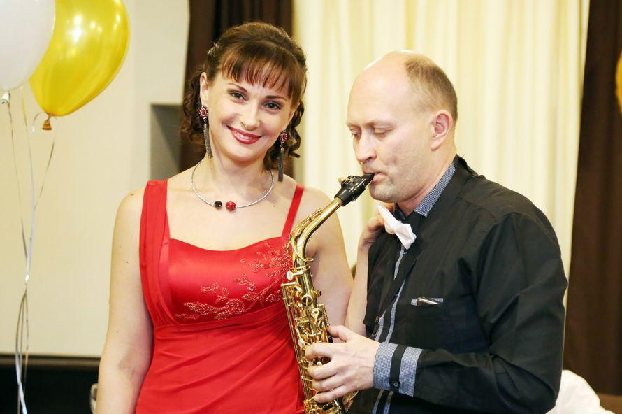 Саксофонист-DJ на свадьбу