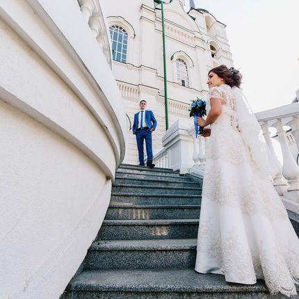 Фотосъёмка свадебной прогулки + ЗАГС