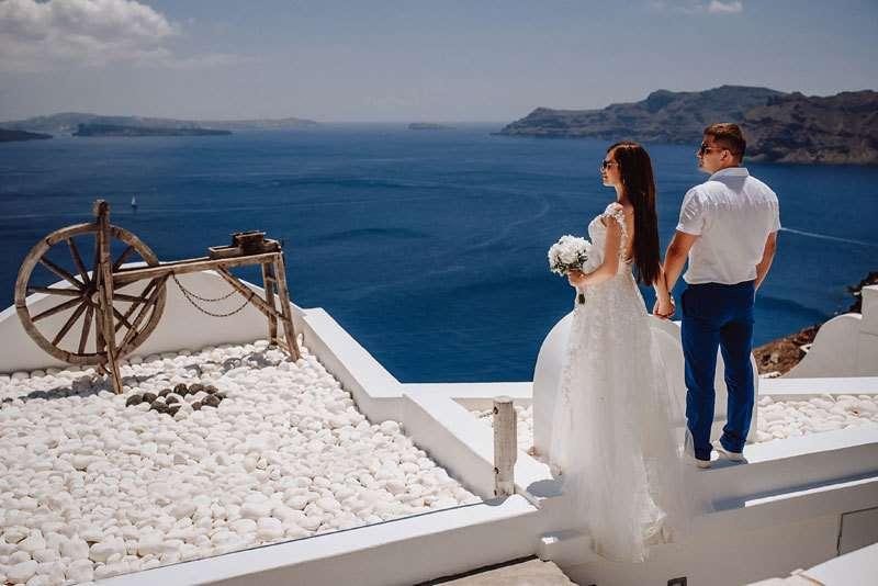 Фото 12275366 в коллекции Свадебное путешествие в Грецию - Sail Riders - свадебные круизы на яхте