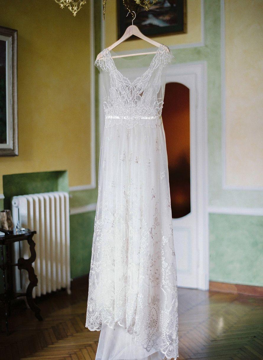 свадебное платье 2 - фото 12388070 Вероника М.