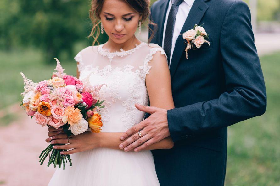 Свадебный образ для Кристины - фото 12322146 Визажист и мастер по причёскам Елена Алатырцева