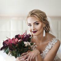 Фотограф Юлия Сергеева, макияж и причёска Елена Алатырцева