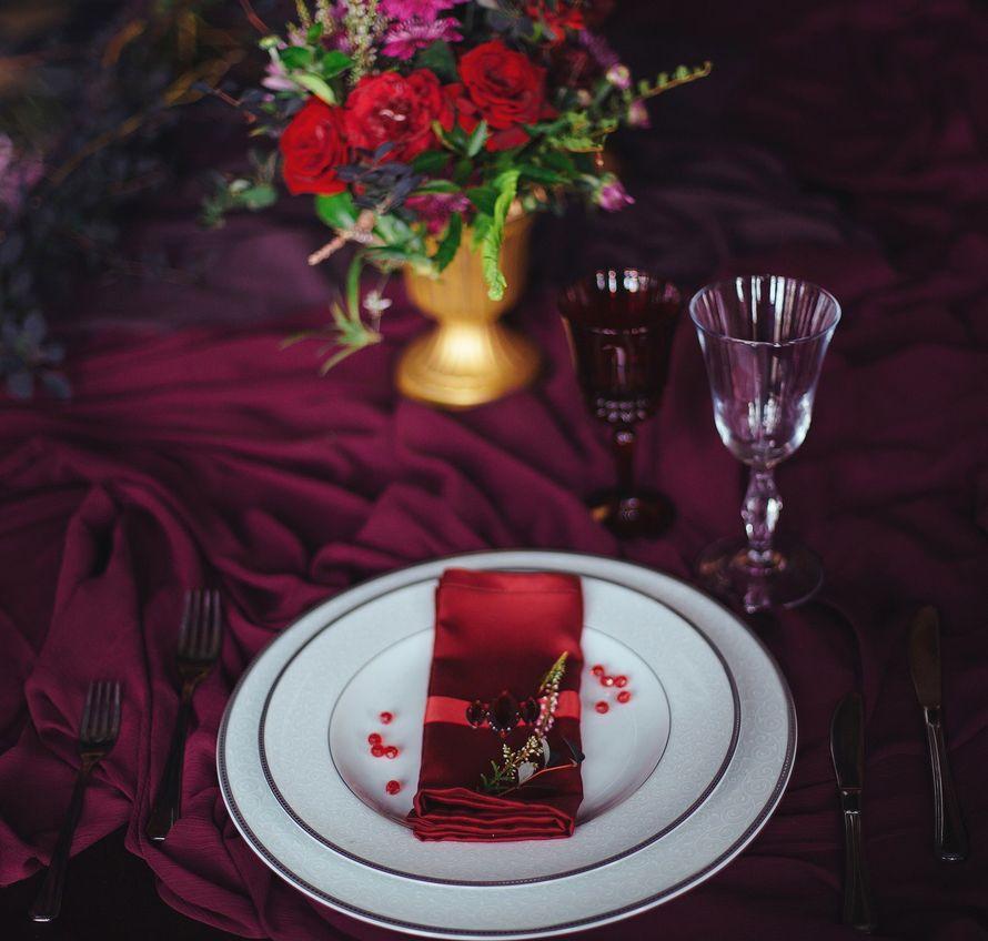 Фото 12365754 в коллекции Любовь с оттенком марсала - Свадебное агентство Инны Бажан