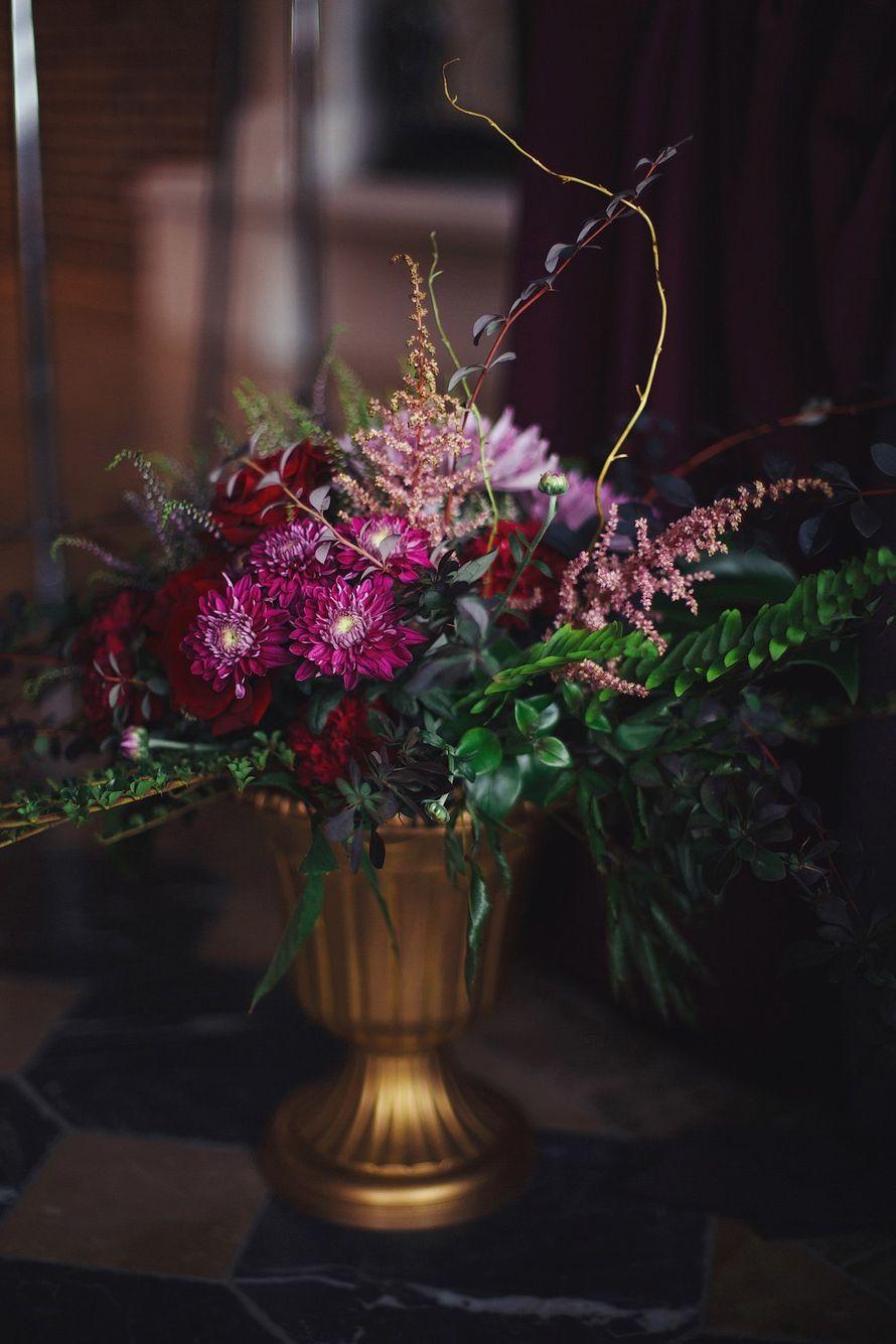Фото 12365768 в коллекции Любовь с оттенком марсала - Свадебное агентство Инны Бажан