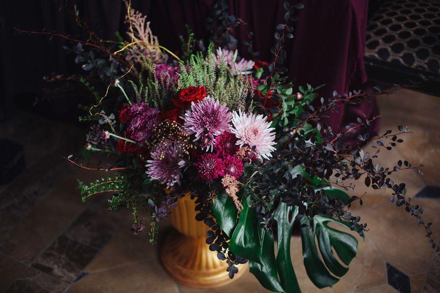 Фото 12365772 в коллекции Любовь с оттенком марсала - Свадебное агентство Инны Бажан