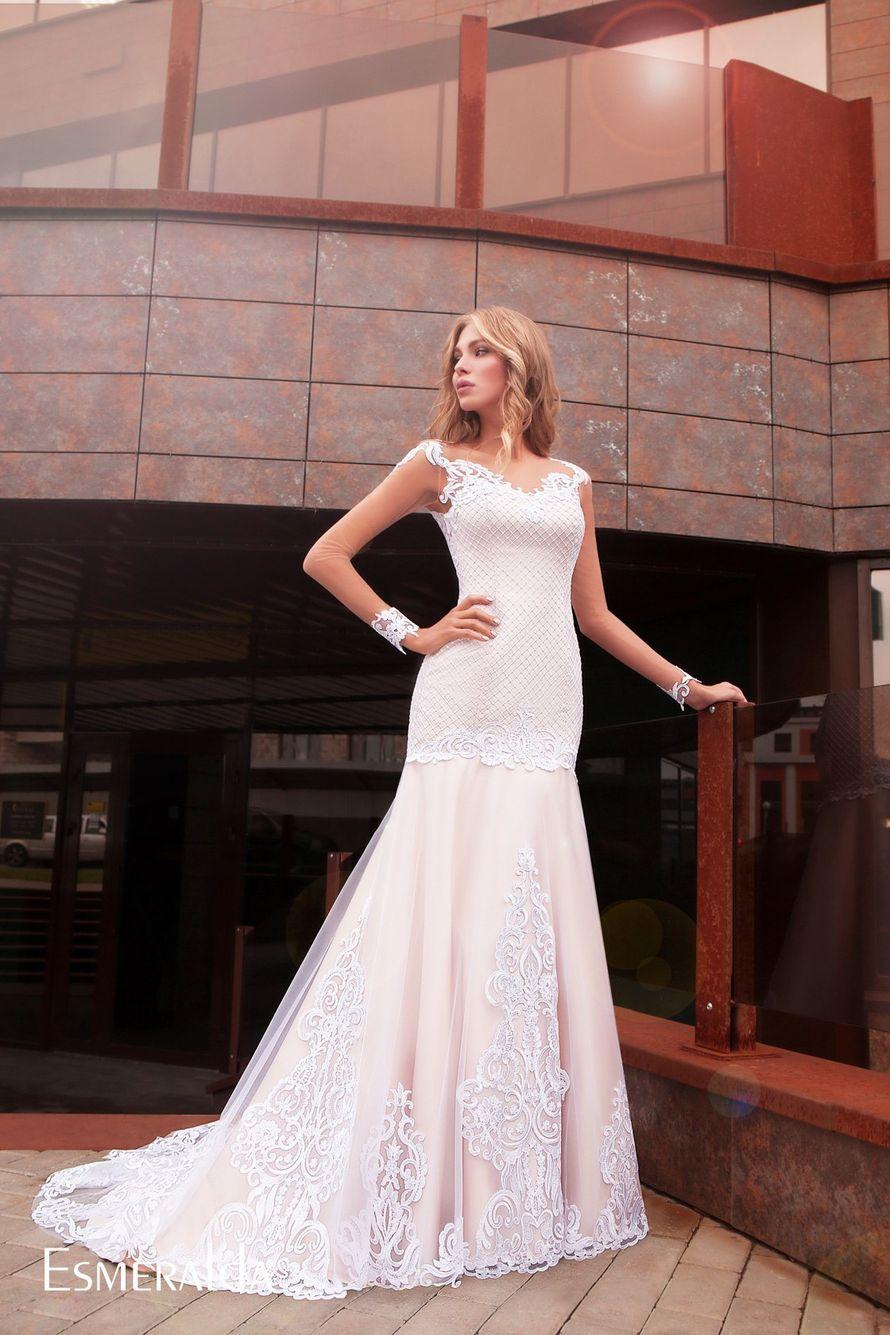 Свадебное платье Esmeralda модель №1817