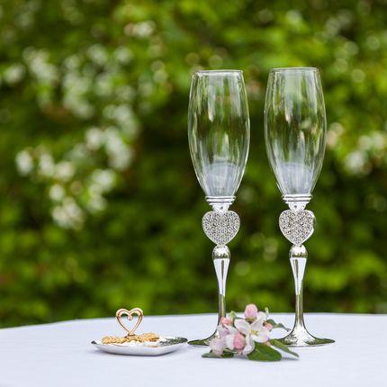 Свадебные бокалы, арт. L 001