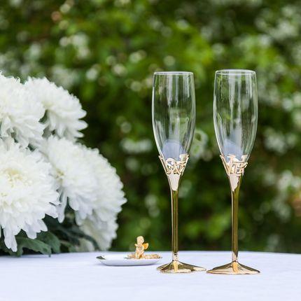 Свадебные бокалы, арт. SVg 003