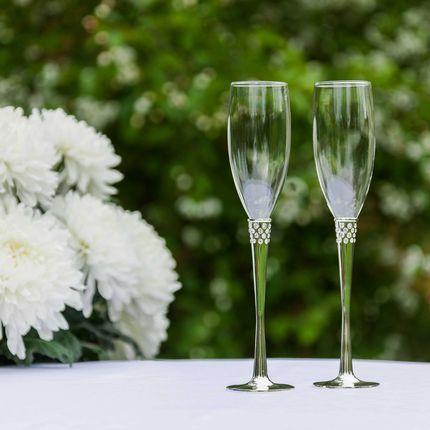 Свадебные бокалы, арт. D 007