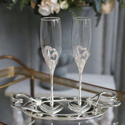 Набор свадебных аксессуаров День влюблённых.