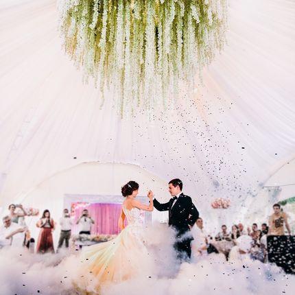 """Организация свадебных приёмов """"под ключ"""""""