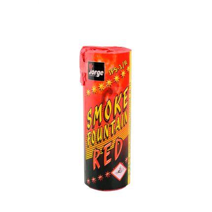 Smoke fountain красный