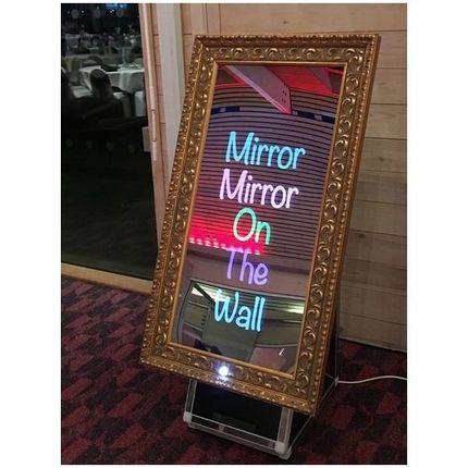 Селфи-зеркало - аренда 3 часа