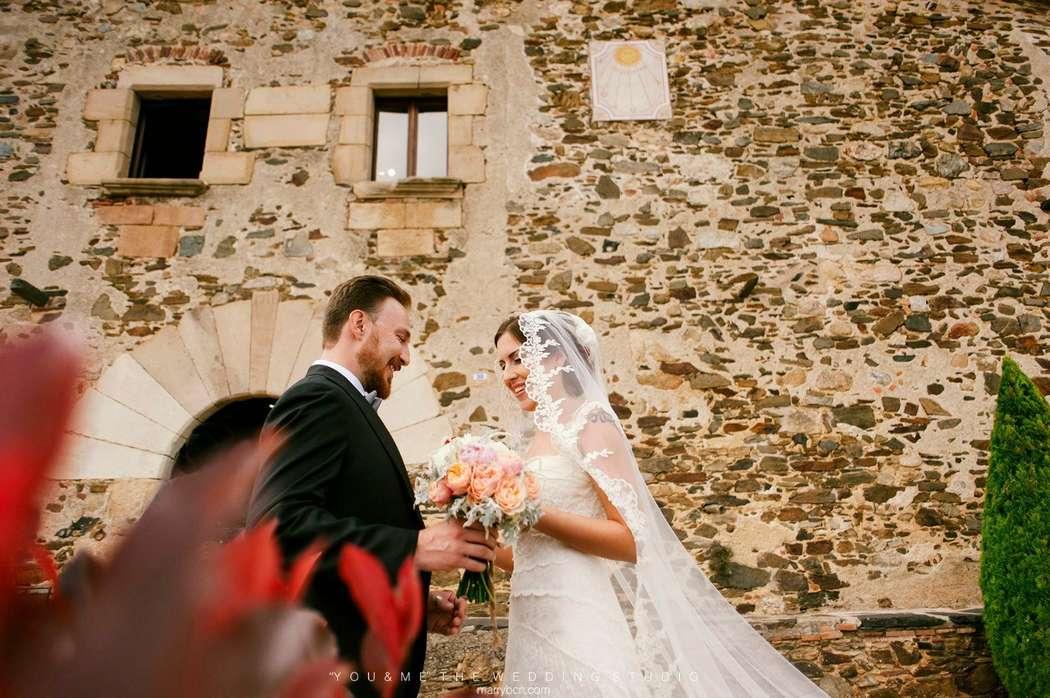 свадьба в испании фото первый подготовка стеклянной