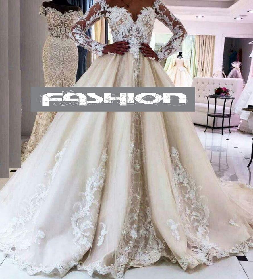 Фото 16380620 в коллекции Свадебные платья - Свадебный салон Fashion