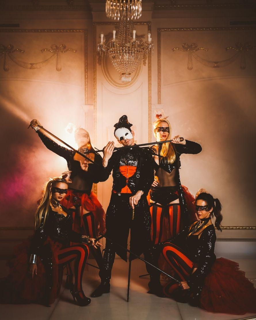 Шоу балет Grigorian, номер: Кукловод