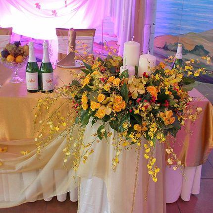 Зона жениха и невесты