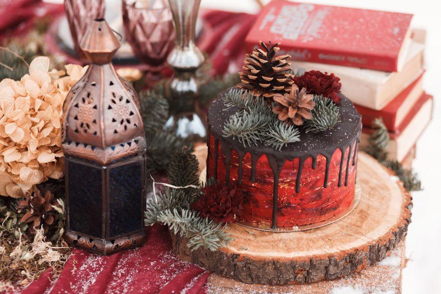 Фото 12719068 в коллекции Marsala Wedding 12/11/16 - Wood&love - студия флористики и декора