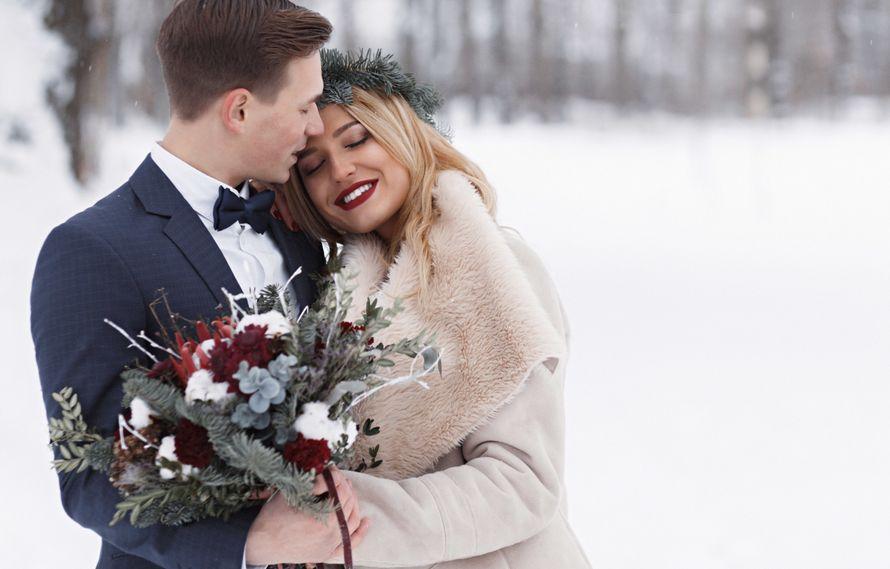Фото 12719088 в коллекции Marsala Wedding 12/11/16 - Wood&love - студия флористики и декора