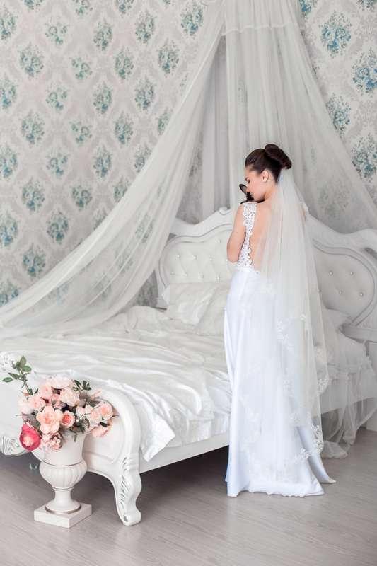 Прекрасное утро невесты... фотограф Анна Попова Заказ съемки вашей свадьбы 89851660401  - фото 12732612 Anna Popstudio - фотосъёмка