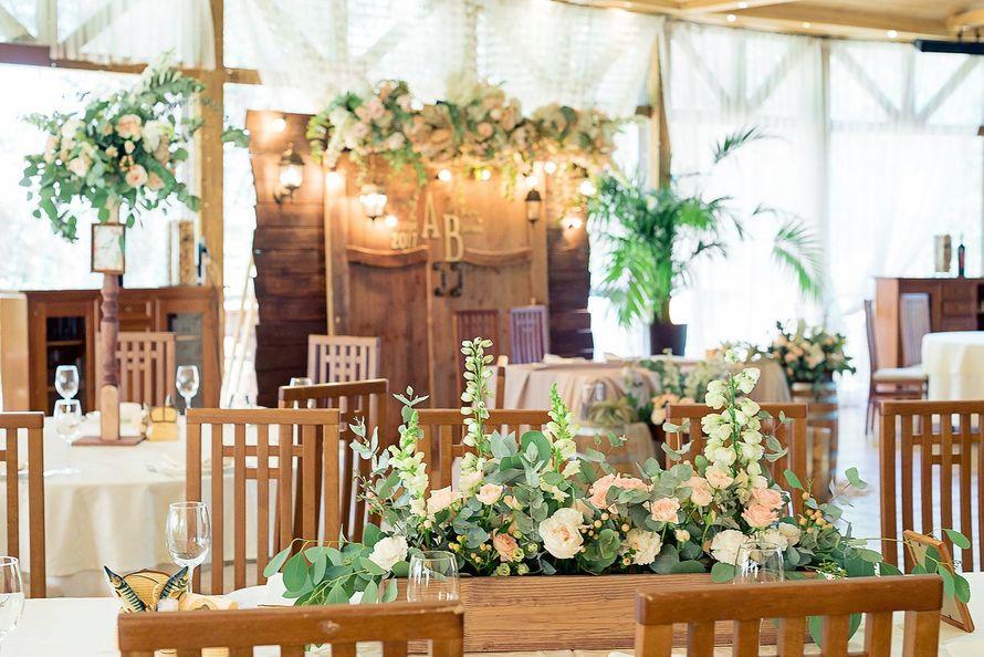 Фото 16366382 в коллекции Оформление стола - Студия цветов Nina Tazeeva
