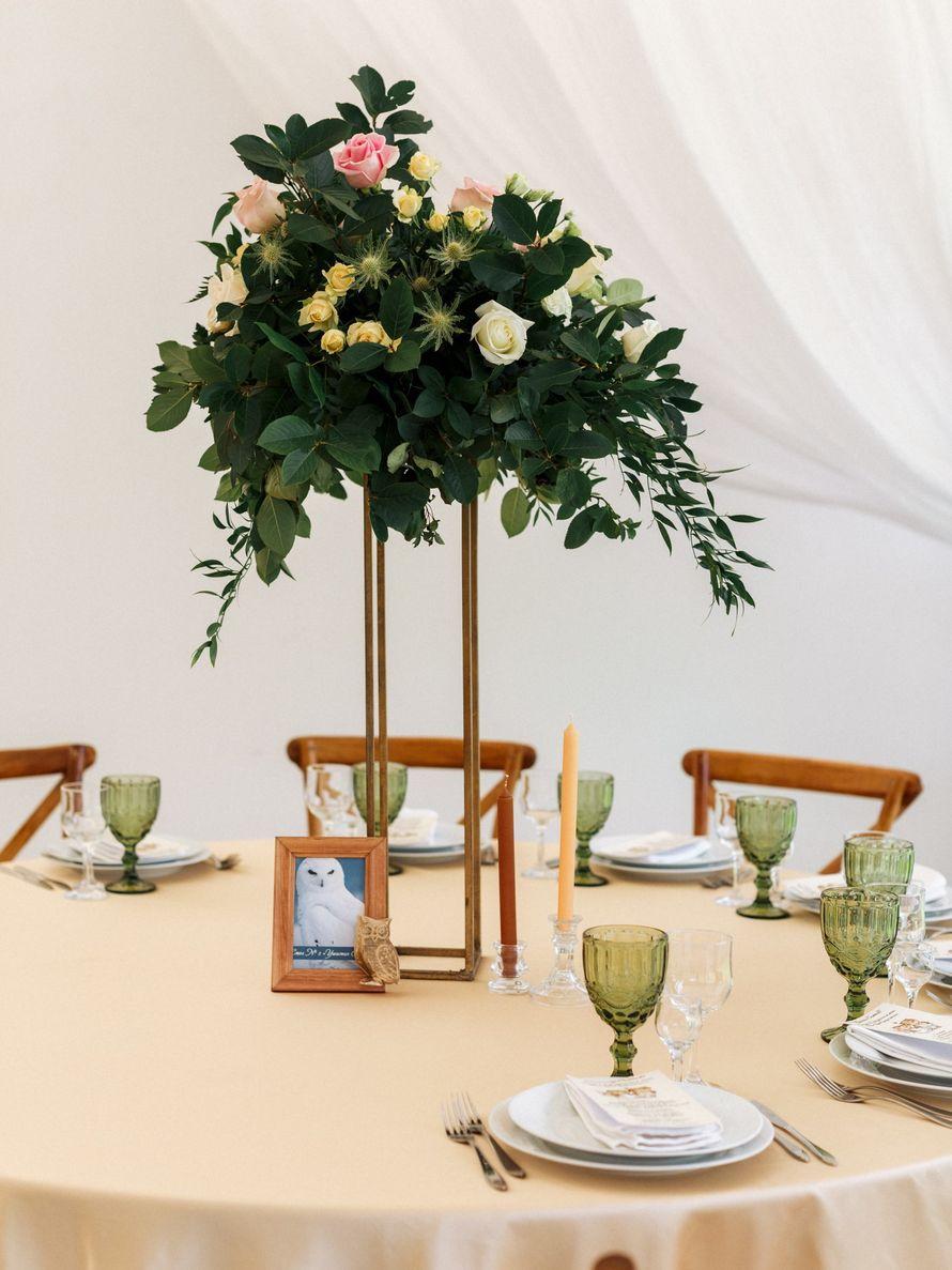 Фото 17407544 в коллекции Свадьба Евгения и Ольги - Very Nice - студия флористики и декора