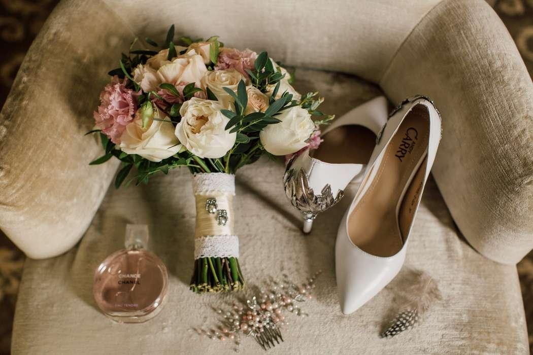 Фото 17407640 в коллекции Свадьба Евгения и Ольги - Very Nice - студия флористики и декора