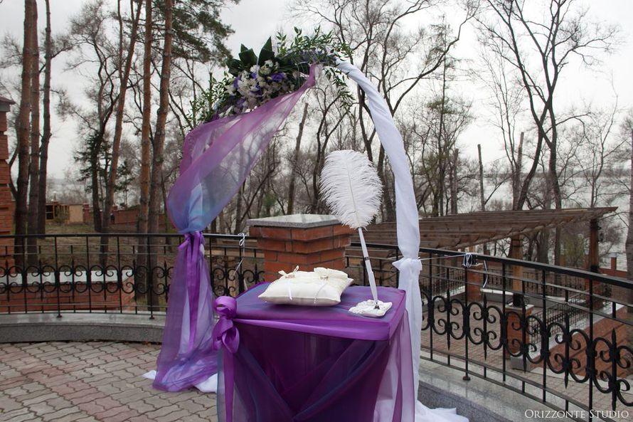 Свадьба с выездной регистрацией на смотровой площадке ресторана «Парус» - фото 1552299 Orizzonte studio - свадьба под ключ
