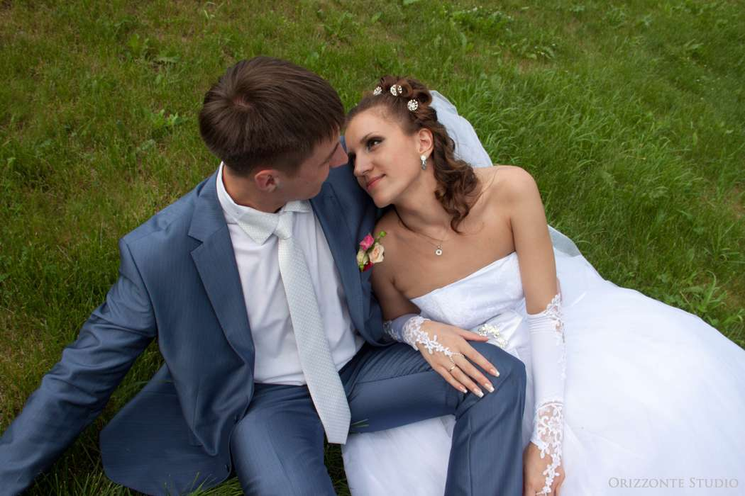 Свадебная прогулка Александра и Яны, 05.07.2013 - фото 1552331 Orizzonte studio - свадьба под ключ