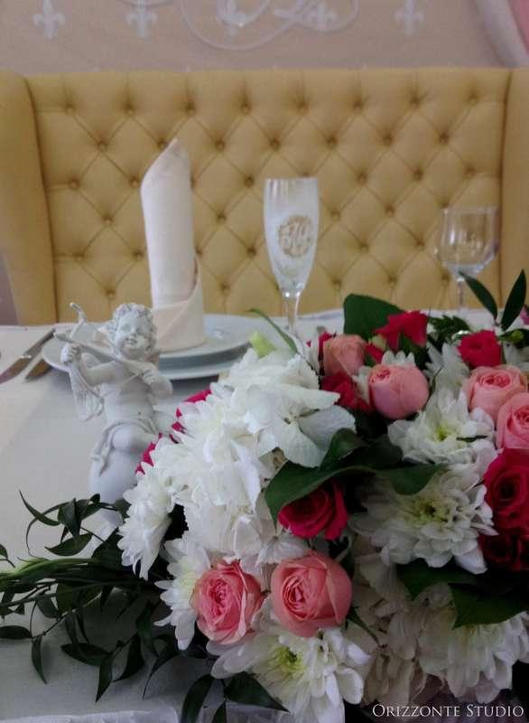 """Оформление свадебного банкета в ресторане """"Версаль"""" - фото 1552357 Orizzonte studio - свадьба под ключ"""