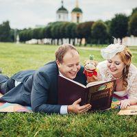 Свадебные макияж и прическа Елена Шульга