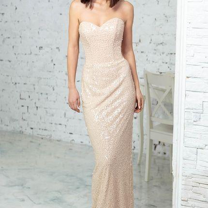 Вечернее платье Нью-Йорк