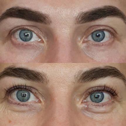 Lash Botox -  Ламинирование ресниц