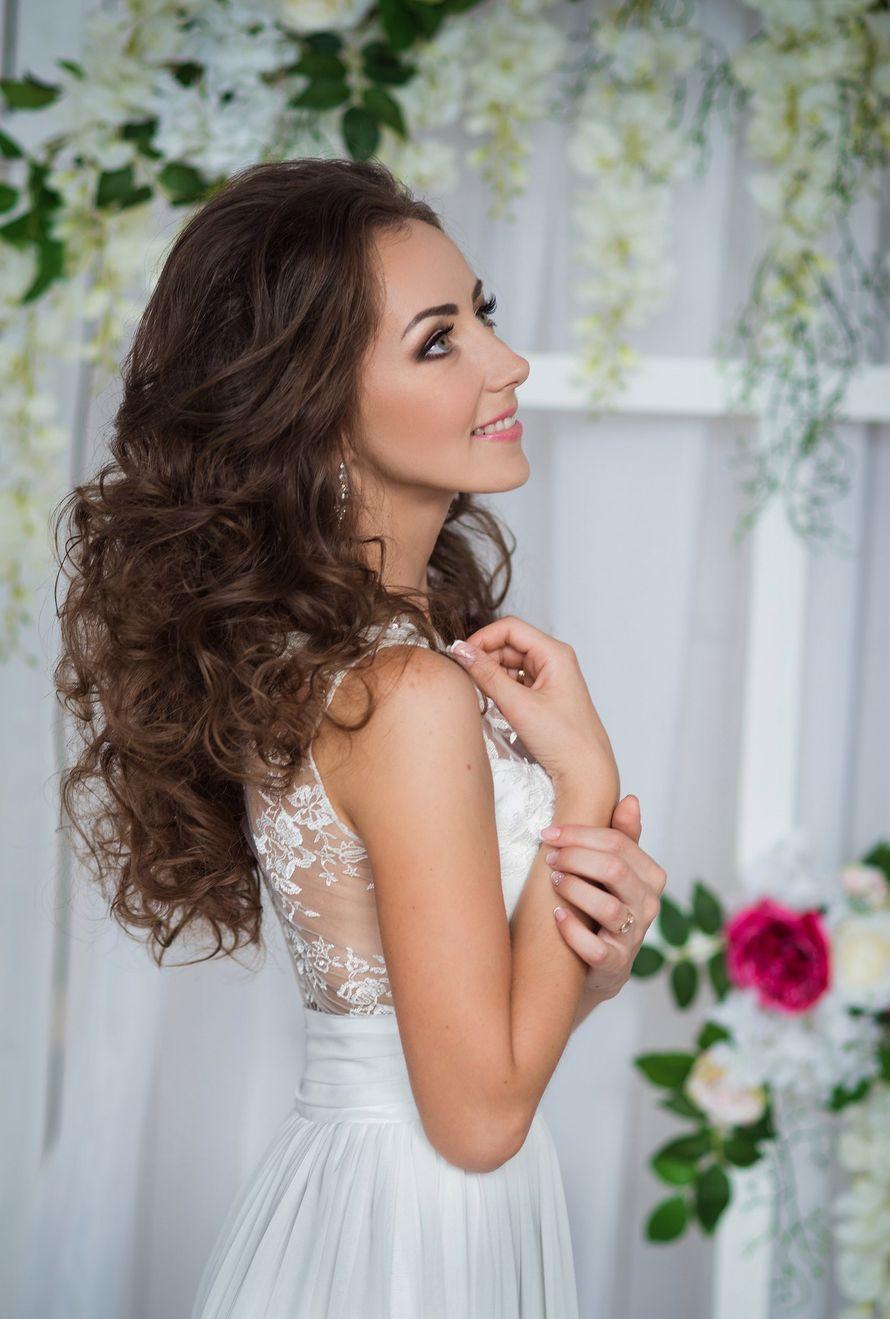 Фото 12993208 в коллекции Свадебные прически - Стилист причёсок Ксения Иващук