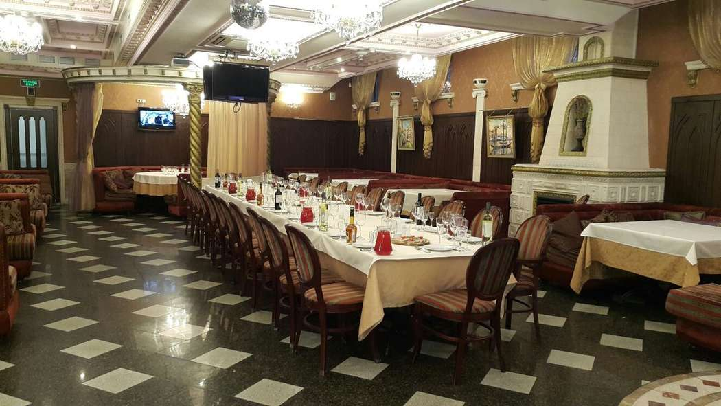 """Фото 17075010 в коллекции Интерьер ресторана - Ресторан """"Mia famiglia"""""""