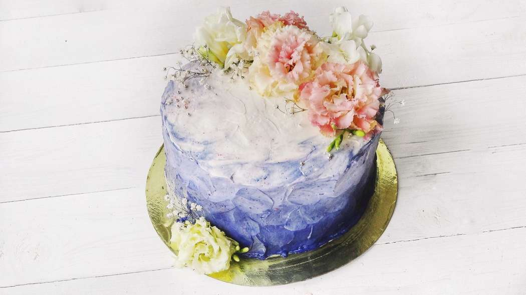 "торт ""Морковный"" - фото 14584740 Mary сake - кондитерская"